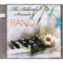 CD The Beautiful Sounds Of Piano (ORIGINAL)