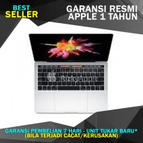 MacBook Pro 13' inch Touch Bar Retina 2017 MPXX2 Silver (3.1Ghz Dual Core i5/RAM 8GB/SSD 256GB)