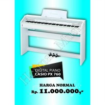 digital piano murah casio px760/ px 760 casio/ px760 casio