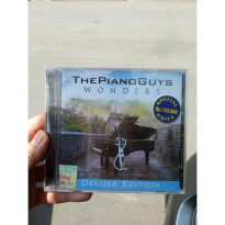 CD INSTRUMENT THE PIANO GUYS - WONDERS DELUXE (+DVD)