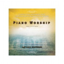 CD Original Album Piano Worship  Hans Kurniawan