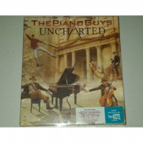 CD The Piano Guys - Uncharted