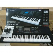MURAH!! PIANO KEYBOARD TECHNO T-9890i