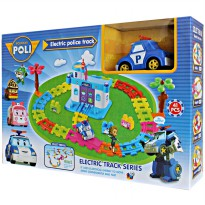 Robocar Poli Track - Electric Track Series 77A - Ages3+