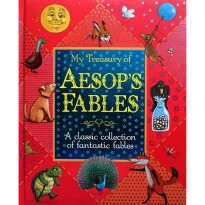 [Hellopandabooks] My Treasury of Aesop Fables