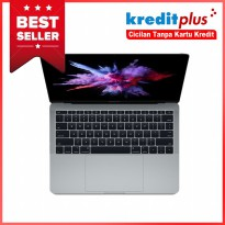 Apple Macbook Pro 2017 MPXQ2 Grey | MPXR2 Silver | 13' inch 2.3Ghz Dualcore i5 RAM 8GB SSD 128GB