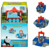 FISHER PRICE THOMAS AT THE RESCUE CENTRE