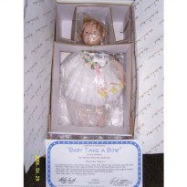 [poledit] Shirley Temple `Baby Take A Bow` Danbury Mint (R1)/12240186