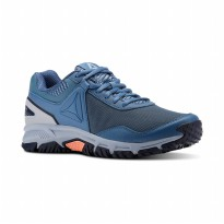 Sepatu Olahraga Lari Trailrun Outdoor Reebok Ridgertrail Trail 3.0 Women's Shoes - SlateBlue CN4617