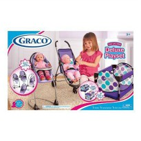 [poledit] Graco Just Like Mom Deluxe Playset (R2)/12239738
