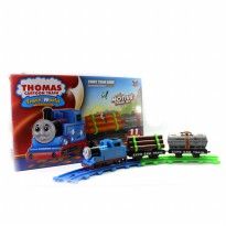 Mainan Edukasi Thomas and Friends Track Train 11 Pcs