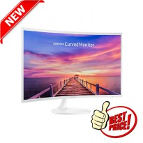 Samsung 32 inch Curved LED Monitor – LED 32-inch LC32F391FWEXXM