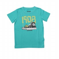 Kaos T-Shirt Men's Pria Converse Original Oblong (Not Kemeja Polo)