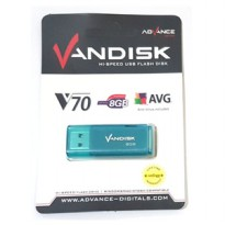 Vandisk V70 Flashdisk 8GB