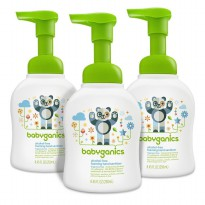 Babyganics Hand Sanitizer 250ml Fregrance Free