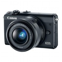 Canon EOS M100 Kit 15-45mm Kamera Mirrorless