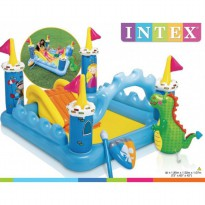 INTEX FANTASY CASTLE PLAY CENTER 57138 | KOLAM RENANG MERK INTEX