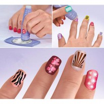 Salon Express Nail Art Stamping