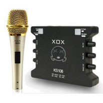 XOX KS108/M400 - Online Singing Device Bundling Pack