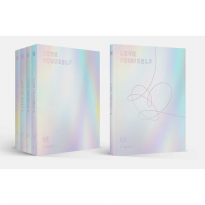 Official Album + Poster BTS  Love Yourself Answer