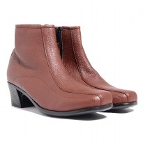 Dr.Kevin Women Boots Shoes 4019 Red