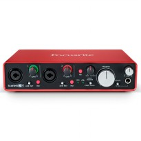 Focusrite Scarlett 2i4 (2nd Generation) - USB Audio Interface