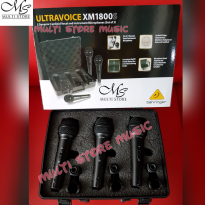 Mic BEHRINGER Ultravoice XM1800S 3 Cardioid Vocal and Instrument Mic