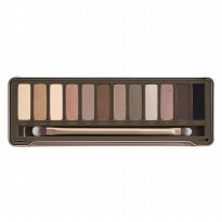 [12 in 1] Eyeshadow Palette for Nude/Smokey Eyes