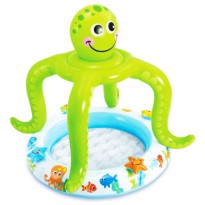 Intex octopus baby pool kolam renang anak