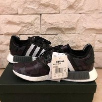 Adidas Originals Bape x NMD Black Colorway [NMD COLLAB] Size 10.5 US Sole Fest 2017