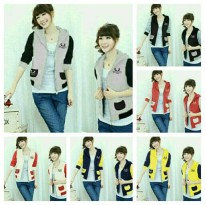 JAKET MEOW HOODIE LQ BAHAN BABYTERRY FIT TO L PLUS