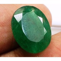 Excellent Natural 7.89 CT Emerald Colombian GIE Memo