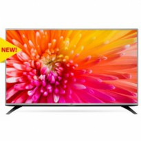 LG 49 Inch LED TV 49LH540T - Full HD - DVBT2 - GameTV - Metallic Design
