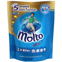 Molto All in 1 Blue Pouch 1800ml