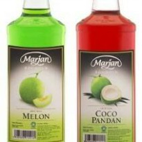 Paket sirup Marjan 650 ml Buy 1 get 1