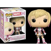 Funko Pop Exclusive -Marvel - Gwenpool Unmasked