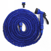 Expandable Hose 75 Feet 22.5 Meter+Kepala Selang Air Water XHose Spray