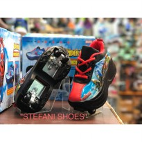 sepatu roda marvel avengers ace of ultron new models 2016/termurah!!!