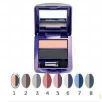 The ONE Colour Match Eye Shadow Duo 2gr