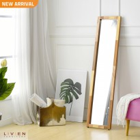 Cermin - KHANZA MIRROR - LIVIEN FURNITURE