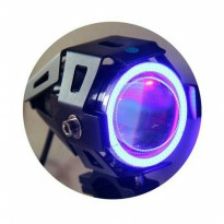 New LED Transformer U7 angel + devil eyes Cree Lampu Sorot Aksesoris