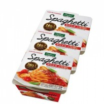 Lotte haemppo MST delicious spaghetti with Modo, Ongjin fast food spaghetti noodles 220g x 6 개 simple food simple food