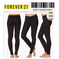 Forever 21 Workout Leggings - 00917040516AC - SIZE XS