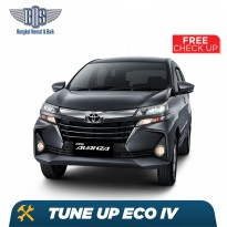 Service Tune Up ECO 4 Free Check-Up 58 Komponen Kendaraan