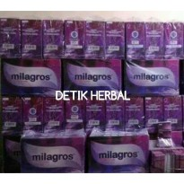 Milagros ~ Miracle Inside - Air Alkali Murni 100