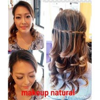 YUKATA Hair studio & Body spa - Make Up