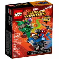 Lego Super Heroes 76064 Mighty Micros: Spider-Man vs. Green Goblin