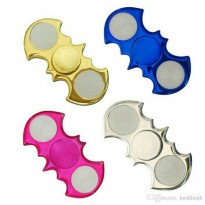 Fidget Spinner BATMAN LED CHROME Spinner Batman Chrome