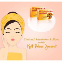 RDL ] sabun papaya RDL BPOM / brightening soap