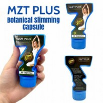 M Z T Plus Botanical Slimming Capsule